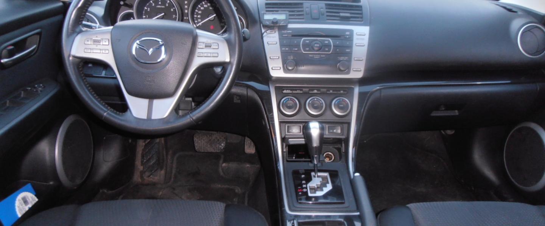 Eestlaste lemmik-automaatkäigukastiga Mazda 6