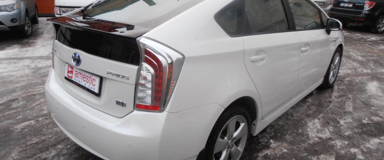 Prius hybrid - ideaalne linnaauto!