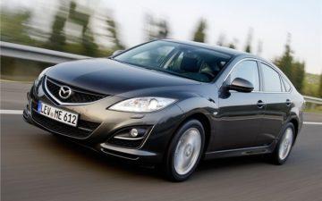 Mazda 6 Sedaan