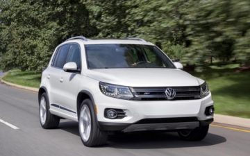 VW Tiguan AT