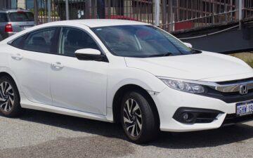 Honda Civic AT (2)