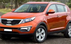 Kia Sportage AT 4*4
