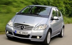 Mercedes-Benz A 170 AT