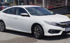 Honda Civic AT (2)