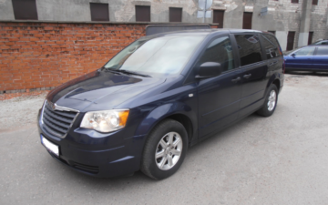 Chrysler Grand Voyager (3)